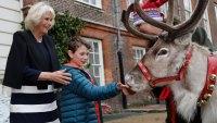 Duchess Camilla Hosts Christmas Event for Sick Children