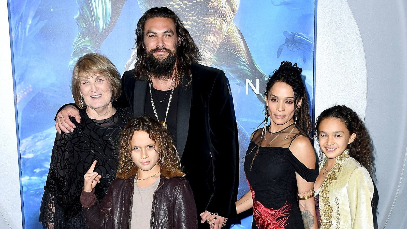 How many kids do Jason Momoa and Lisa Bonet have? Who Is Jason Momoa's Wife
