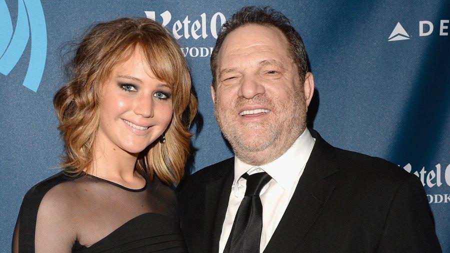 Jennifer Lawrence Harvey Weinstein