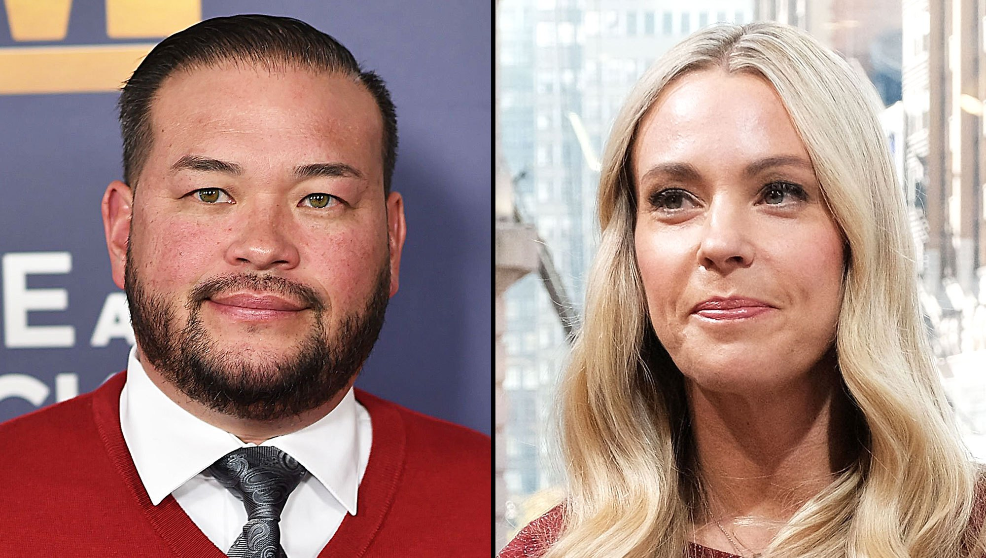Jon Gosselin and Kate Gosselin