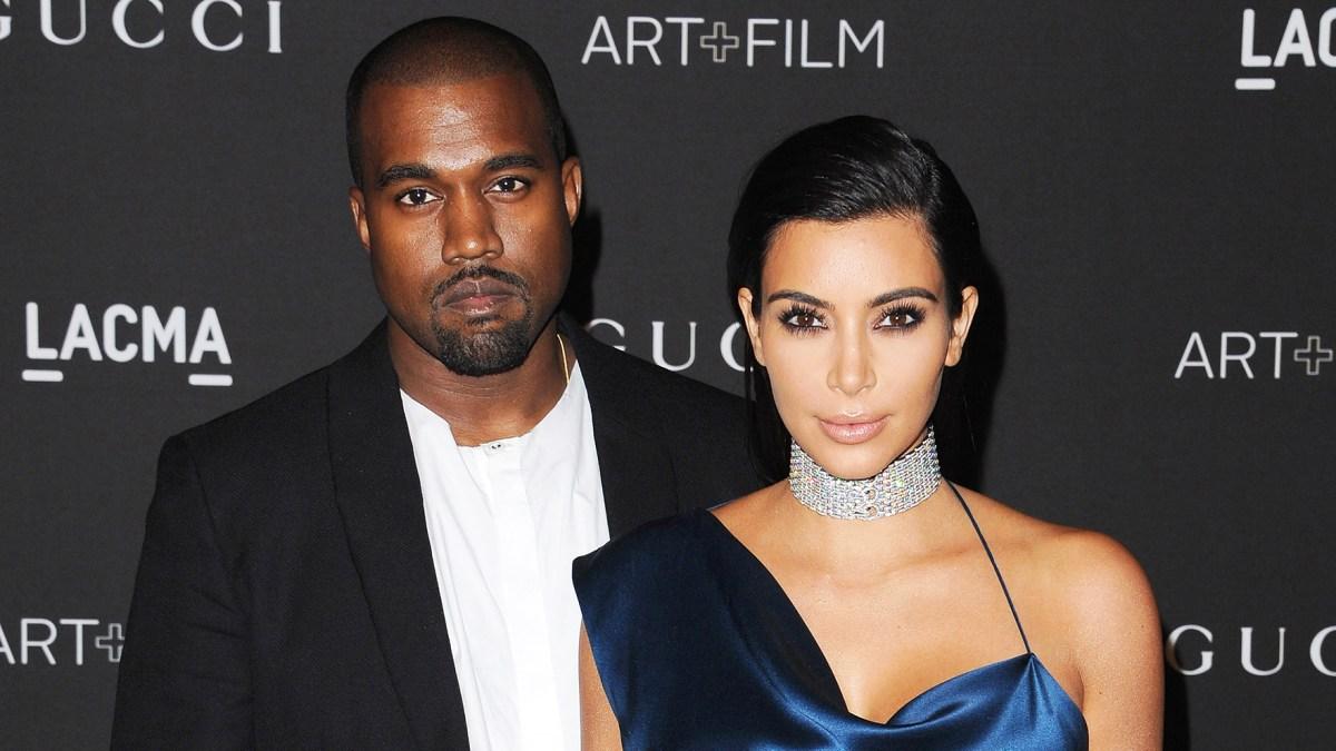 ce1ebb65e Kim Kardashian and Kanye West's Surrogate Pregnant With a Boy