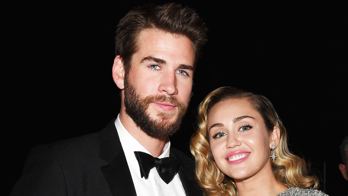 Miley Cyrus And Liam Hemsworth Are Married Details