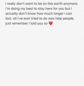 Pete Davidson Posts Disturbing Message After Ariana Grande Slam