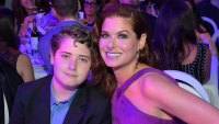 Debra Messing Son Roman