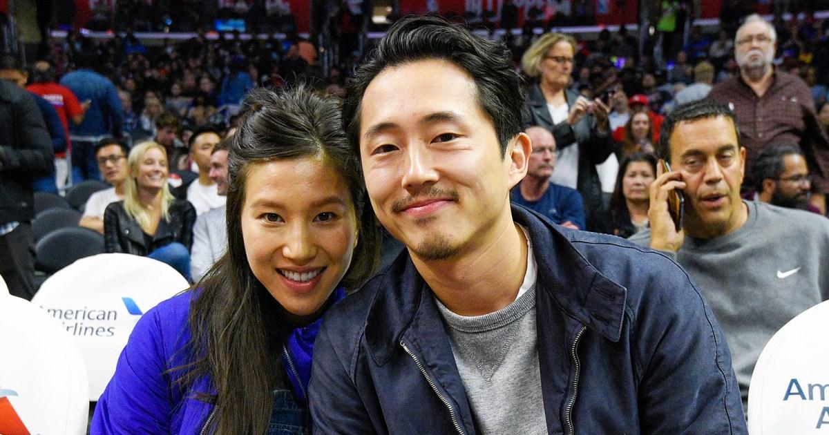 Walking Dead's Steven Yeun, Wife Joana Pak Expecting Baby No. 2