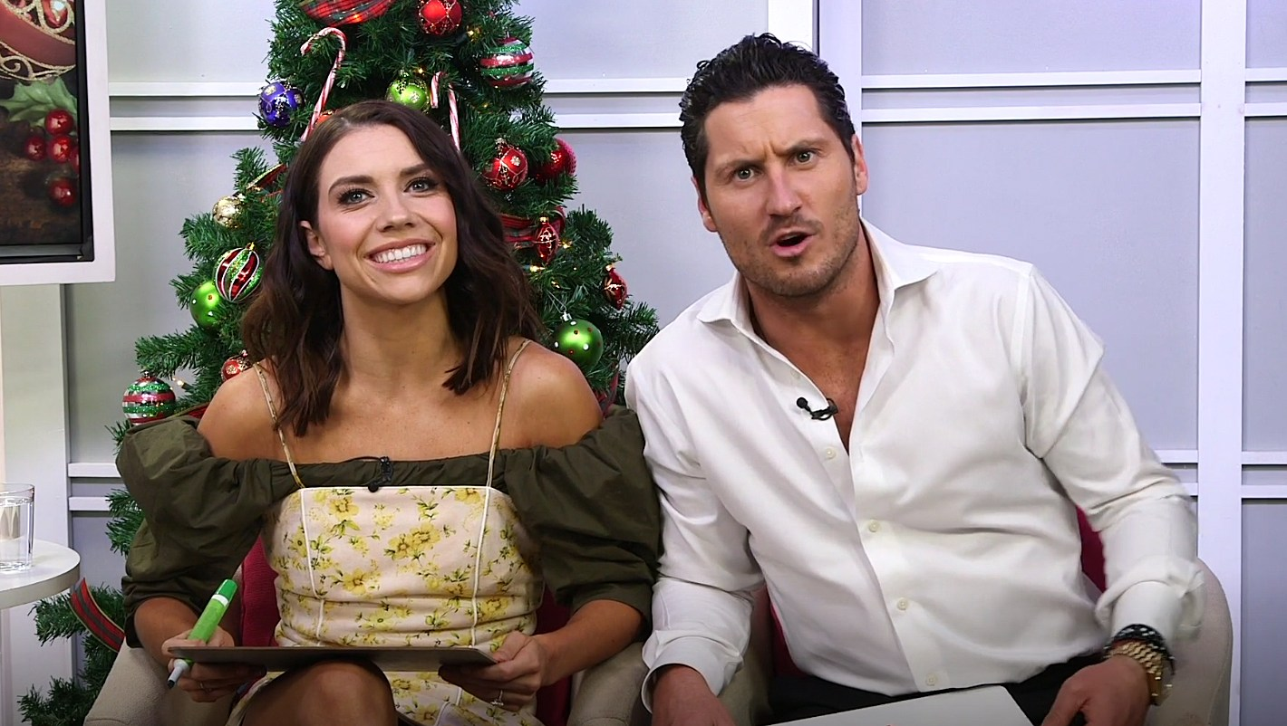 The-Newly-Engaged-Game-with-Jenna-Johnson-&-Val-Chmerkovskiy