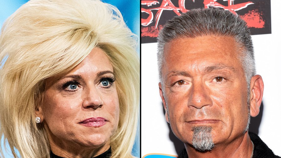 Theresa and Larry Caputo Finalize Their Divorce