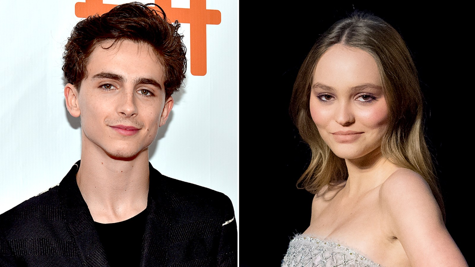 Timothee Chalamet, Lily-Rose Depp 'Were in Good Spirits' on Date