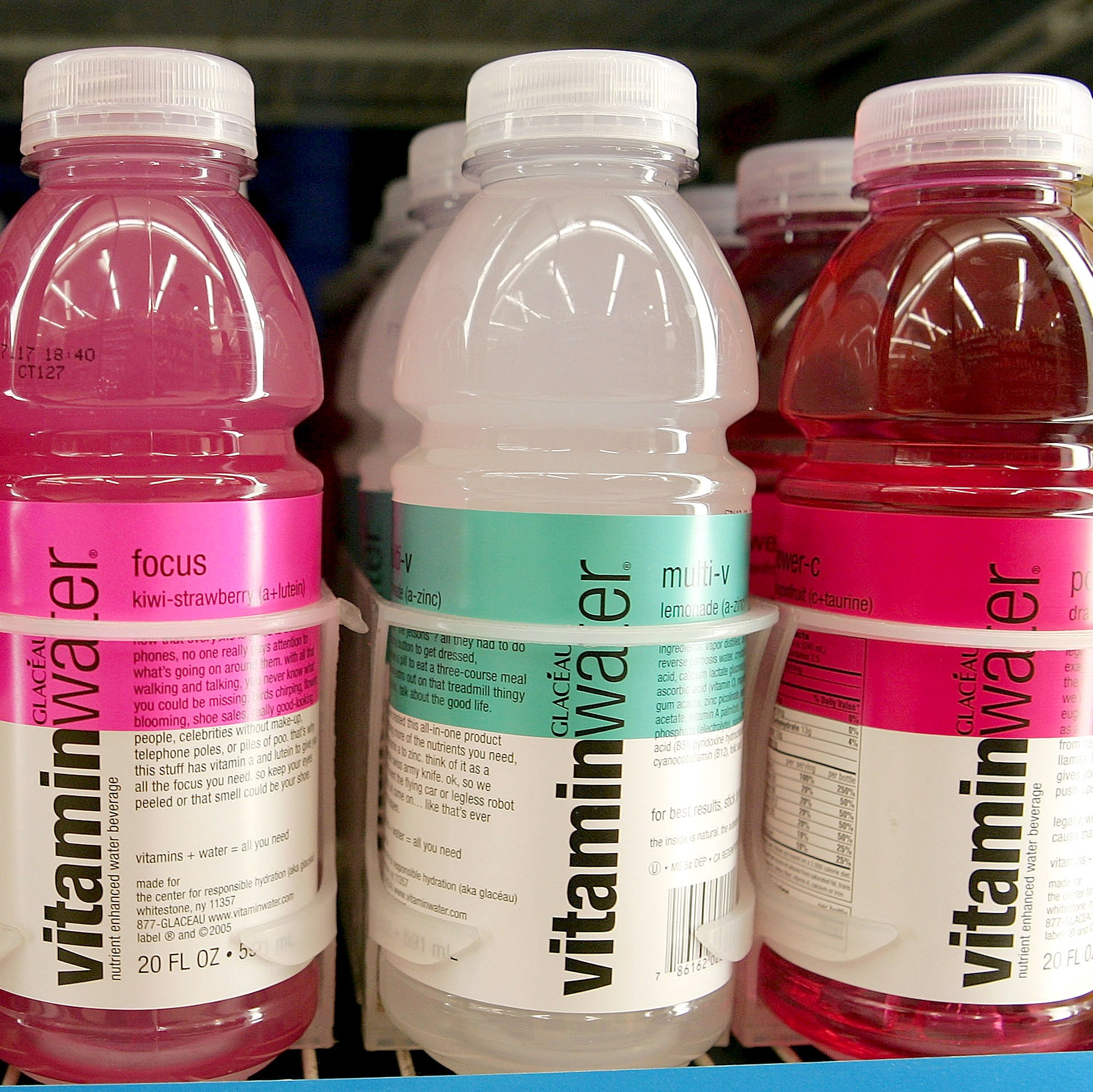 Vitaminwater Will Give $100,000 to Person Who Can Go Without Their Smartphone for a Year