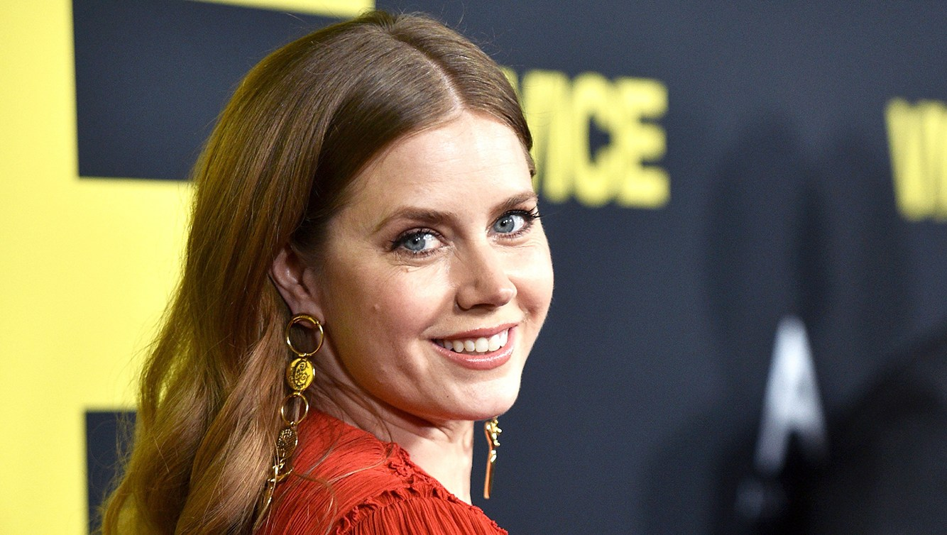 Amy Adams Is 'Very Talented at Checking Out' During the Holidays