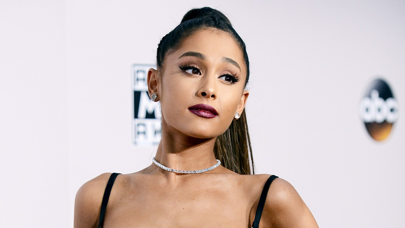 Ariana Grande Covers Up Another Pete Davidson Tattoo, With a Mac Miller Tribute
