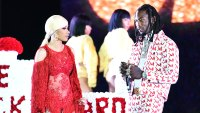 Cardi B and Offset Reunite on a Jet Ski in Puerto Rico After Split