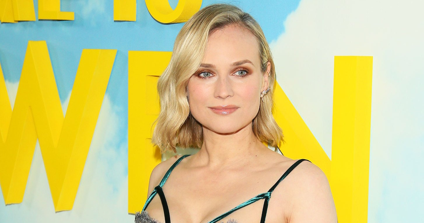 Diane Kruger: Life as a New Mom Is 'Already Chaotic'