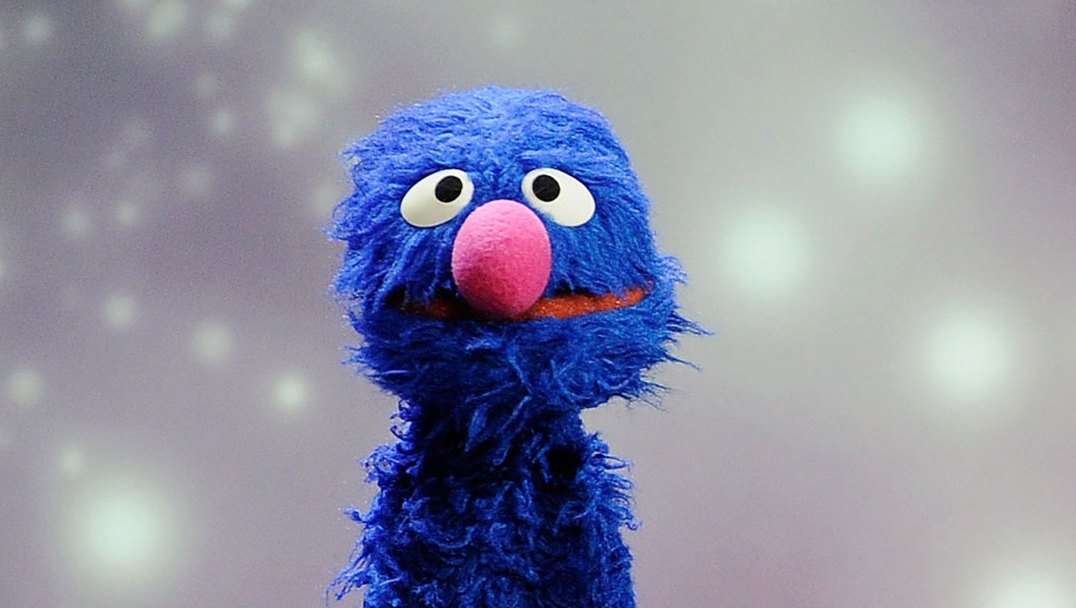 The Internet Is Convinced Grover Dropped the F-Bomb on 'Sesame Street'