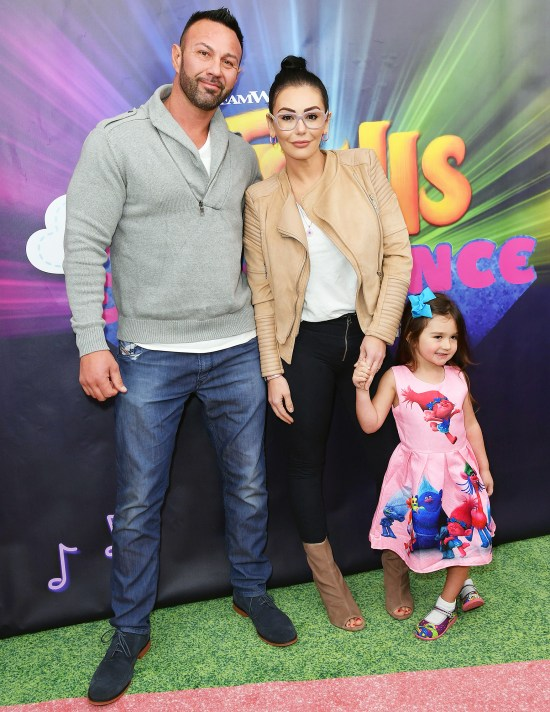 JWoww Wants What Is Best For Kids Amid Roger Drama