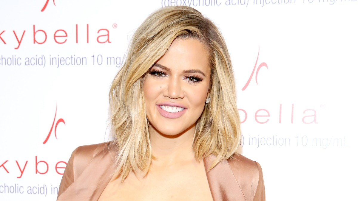 Khloe Kardashian Will Wrap Holiday Gifts in Paper Printed With Daughter True's Face