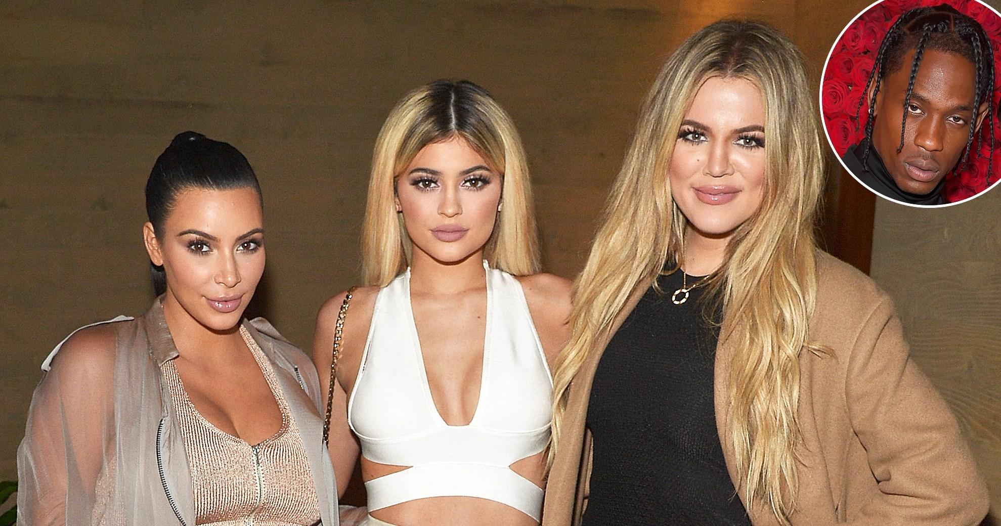 Kylie Jenner, Kim K. and Khloe Slam Travis Scott Cheating Hoax