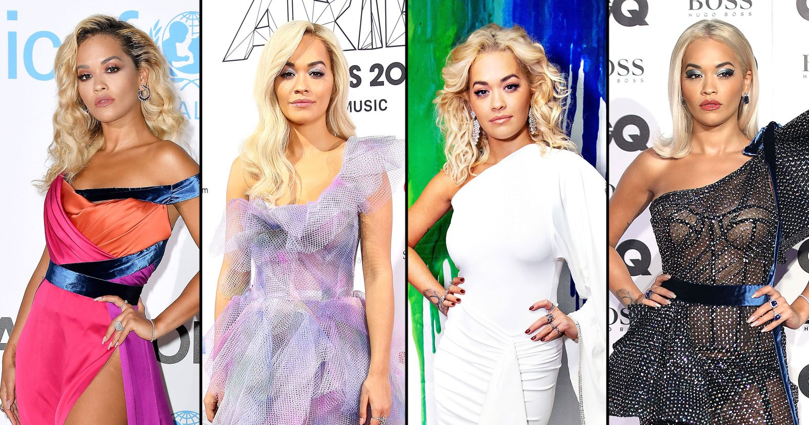 10 Times Rita Ora Absolutely Slayed the Red Carpet