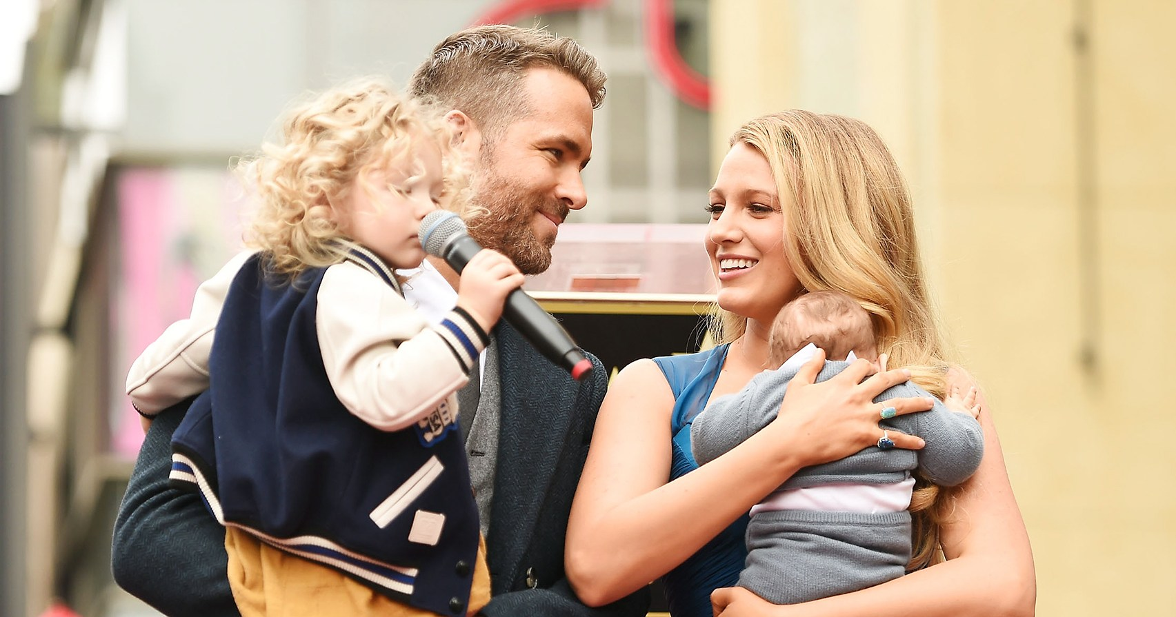 Ryan Reynolds Says 'No' to Having Baby No. 3 Soon