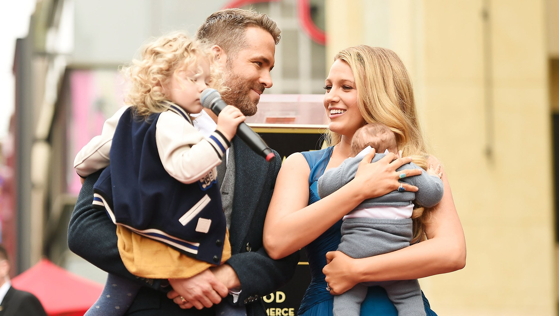 Ryan Reynolds Third Child Blake Lively