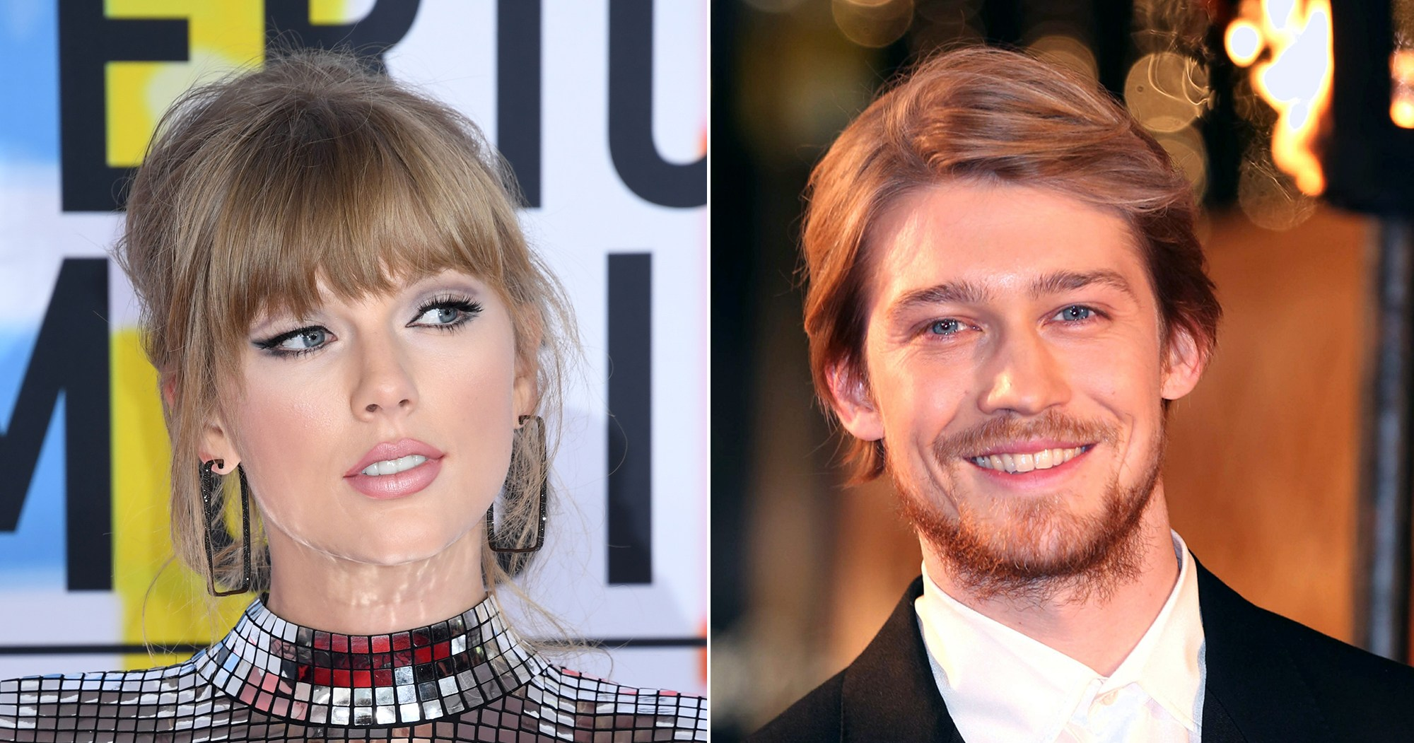 Taylor Swift Supports BF Joe Alwyn at 'Mary, Queen of Scots' Premiere