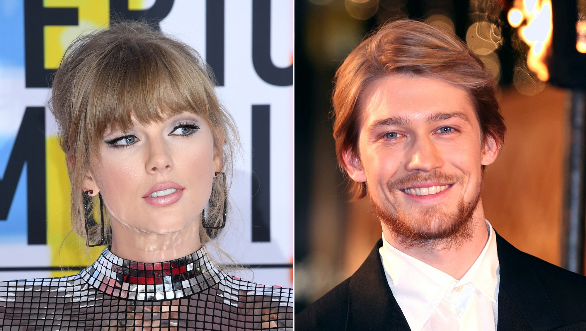 Taylor Swift Quietly Supports Boyfriend Joe Alwyn at 'Mary, Queen of Scots' Movie Premiere