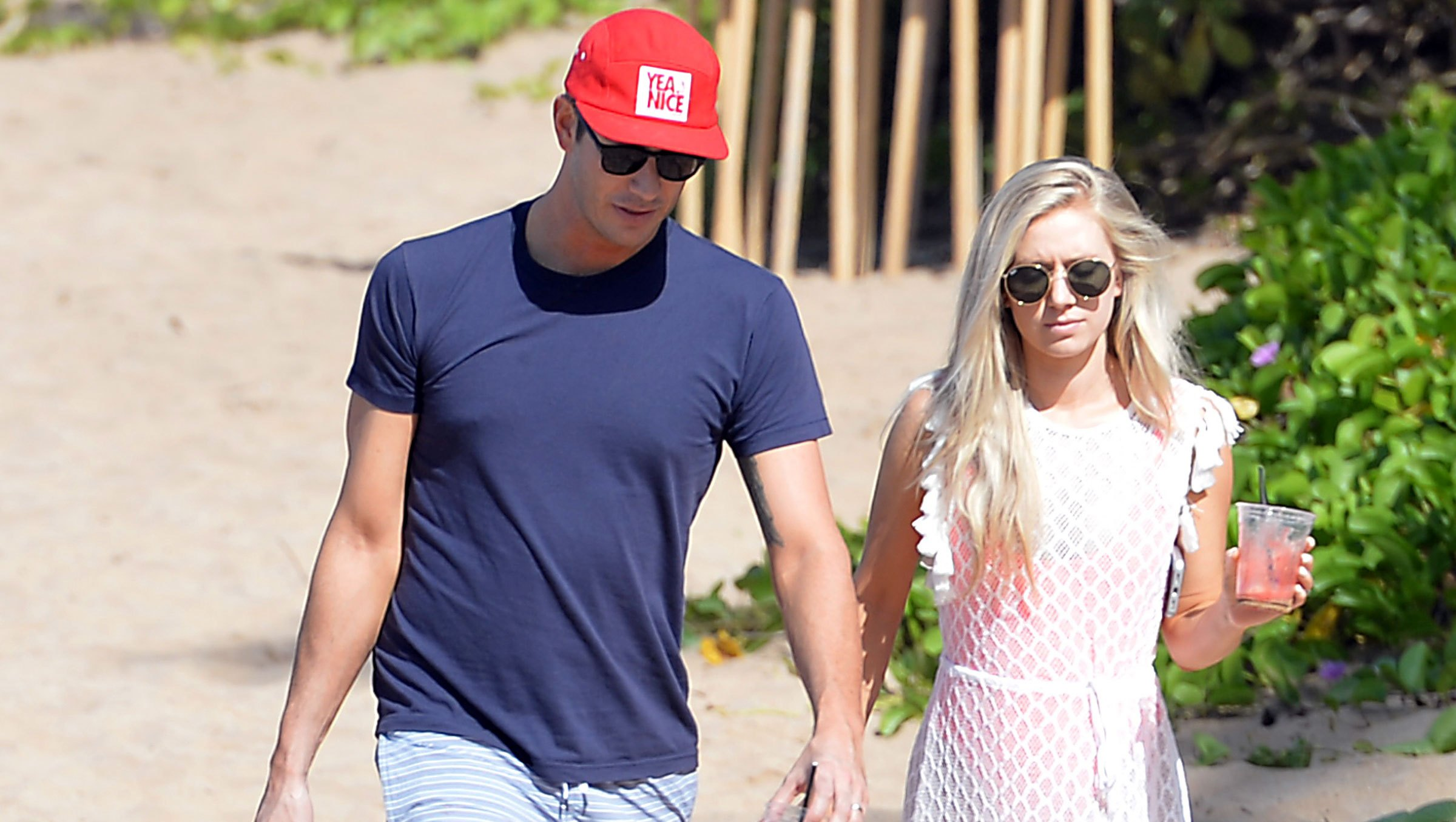 Arie-Luyendyk-Jr-Lauren-Burnham-Hawaiian-Honeymoon-Photos