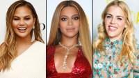 Beyonce Chrissy Teigen Busy Philipps Target Run on Blue Ivys Birthday