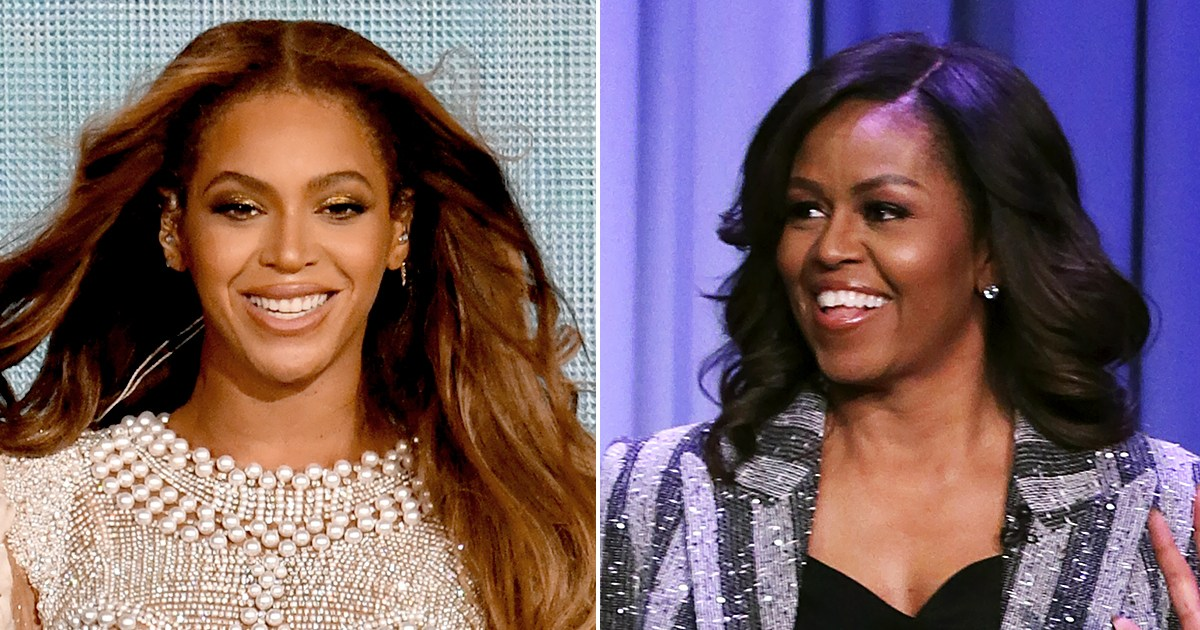 Beyonce Praises Michelle Obama on the Former First Lady's 55th Birthday