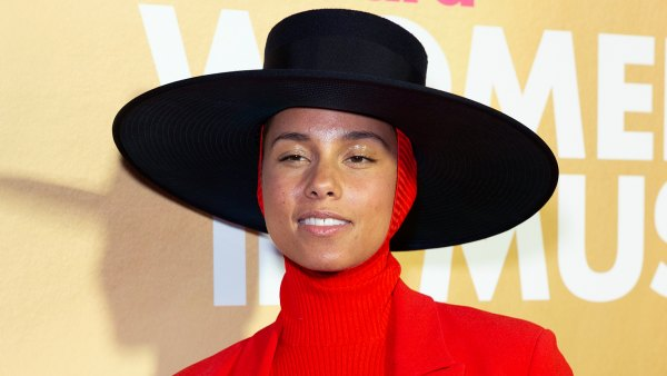 Happy Birthday to the Reigning Queen of No Makeup, Alicia Keys — See Her Best Bare-Faced Looks