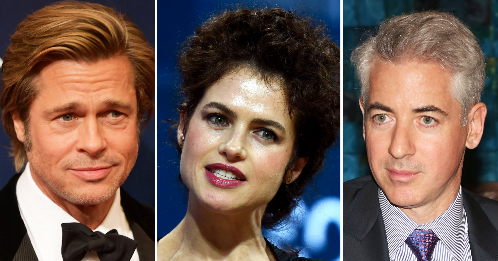 Brad Pitt's MIT Professor Crush Neri Oxman Is Married and Expecting Her First Child