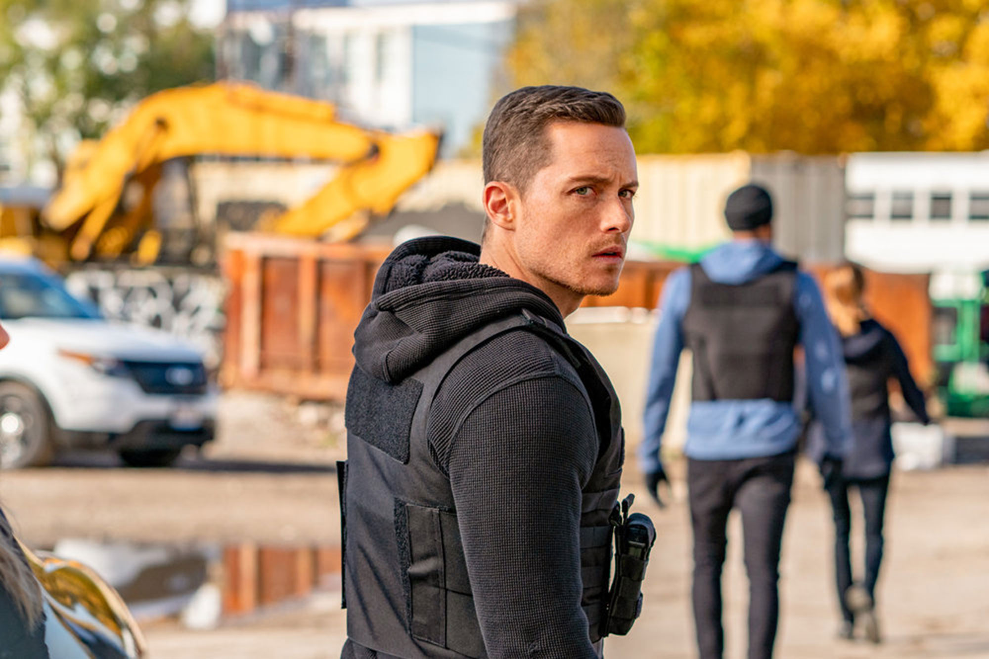 Jesse Lee Soffer icons