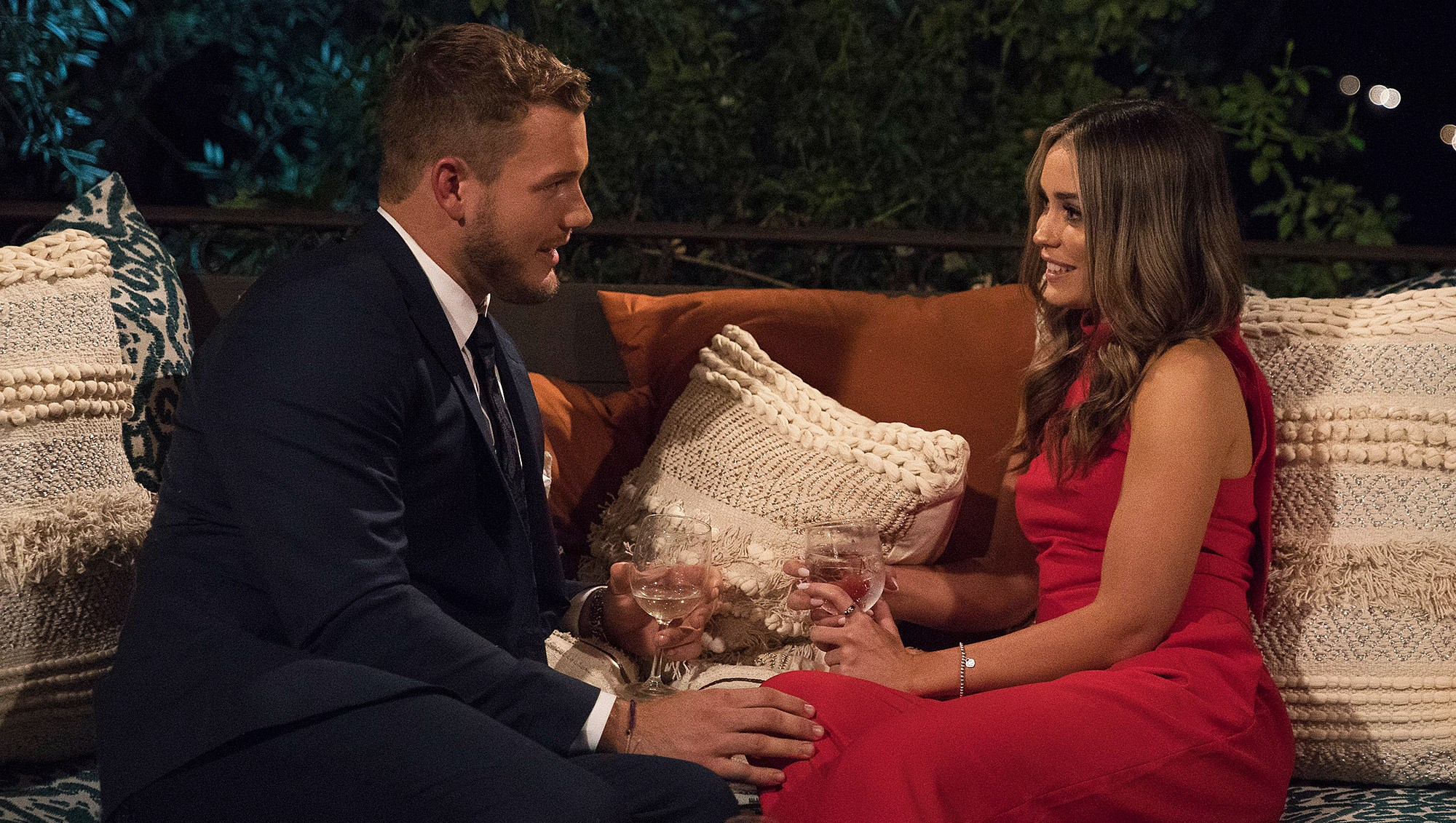 'The Bachelor' Recap: Colton Proves He's Not Messing Around, Cuts Caitlin Early