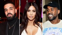 Drake Unfollows Kim Kardashian on Instagram After Kanye West Calls Him Out