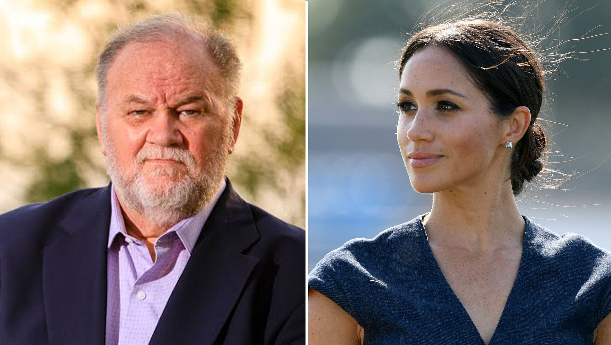 Duchess Meghan's Father Defends Her Amid Kate Feud Rumors