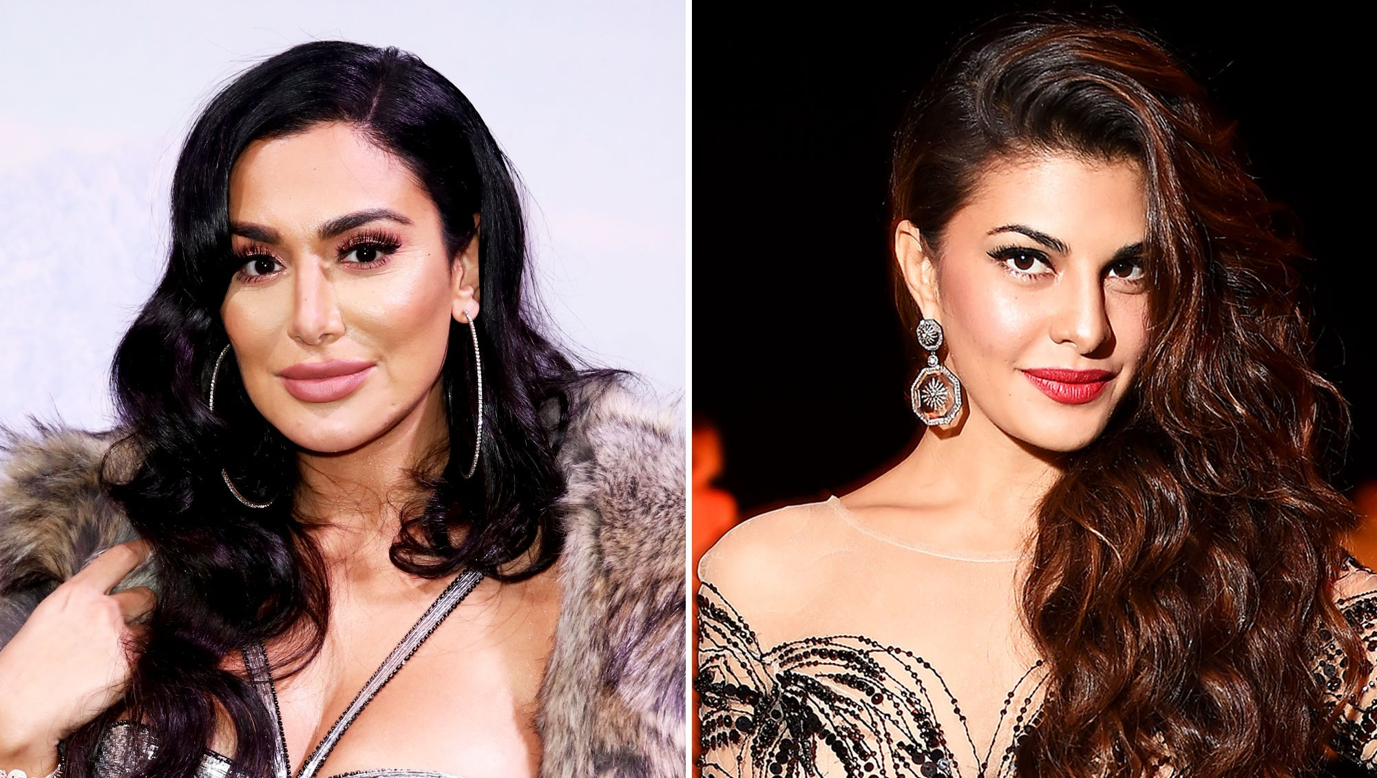 Huda Beauty X Jacqueline Fernandez Everything We Know About The Bollywood Actress Makeup Collab
