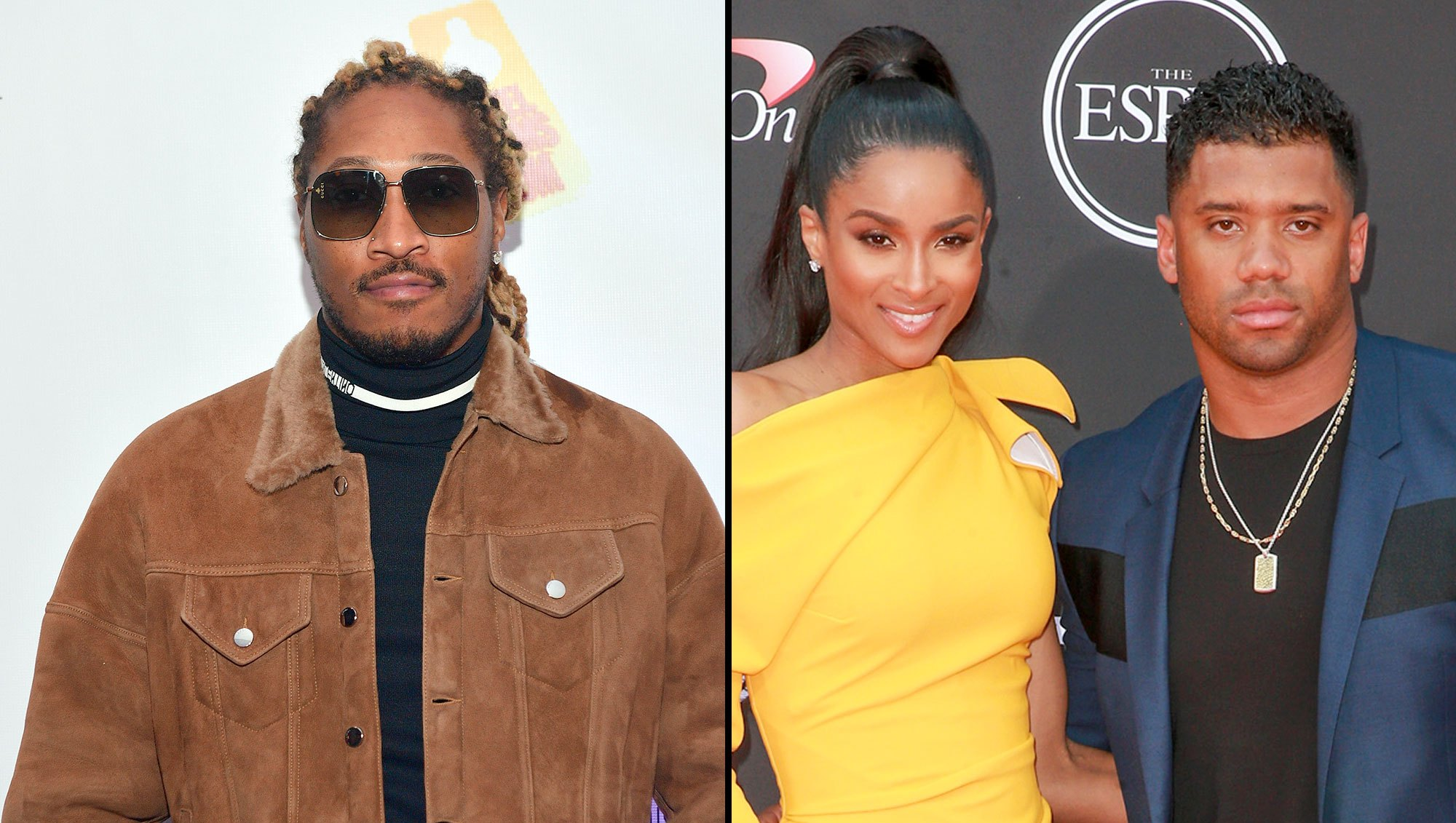 Future Says He Dont Have No Problems With Ex Ciara and Her Husband Russell Wilson