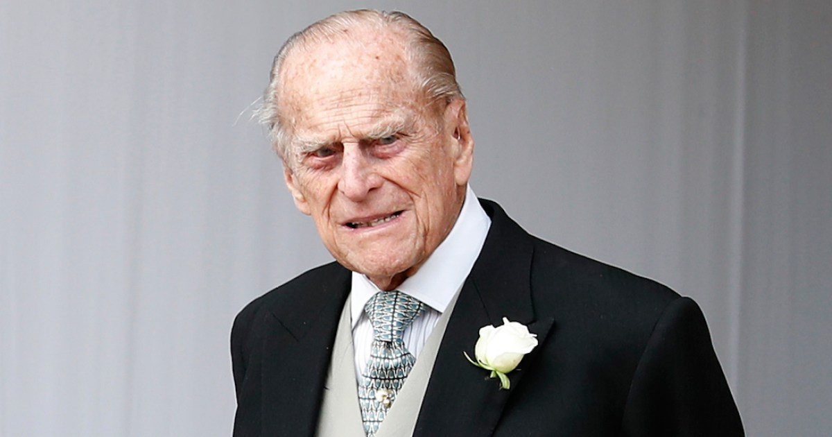 Prince Philip Apologizes to Woman Injured in His Car Accident