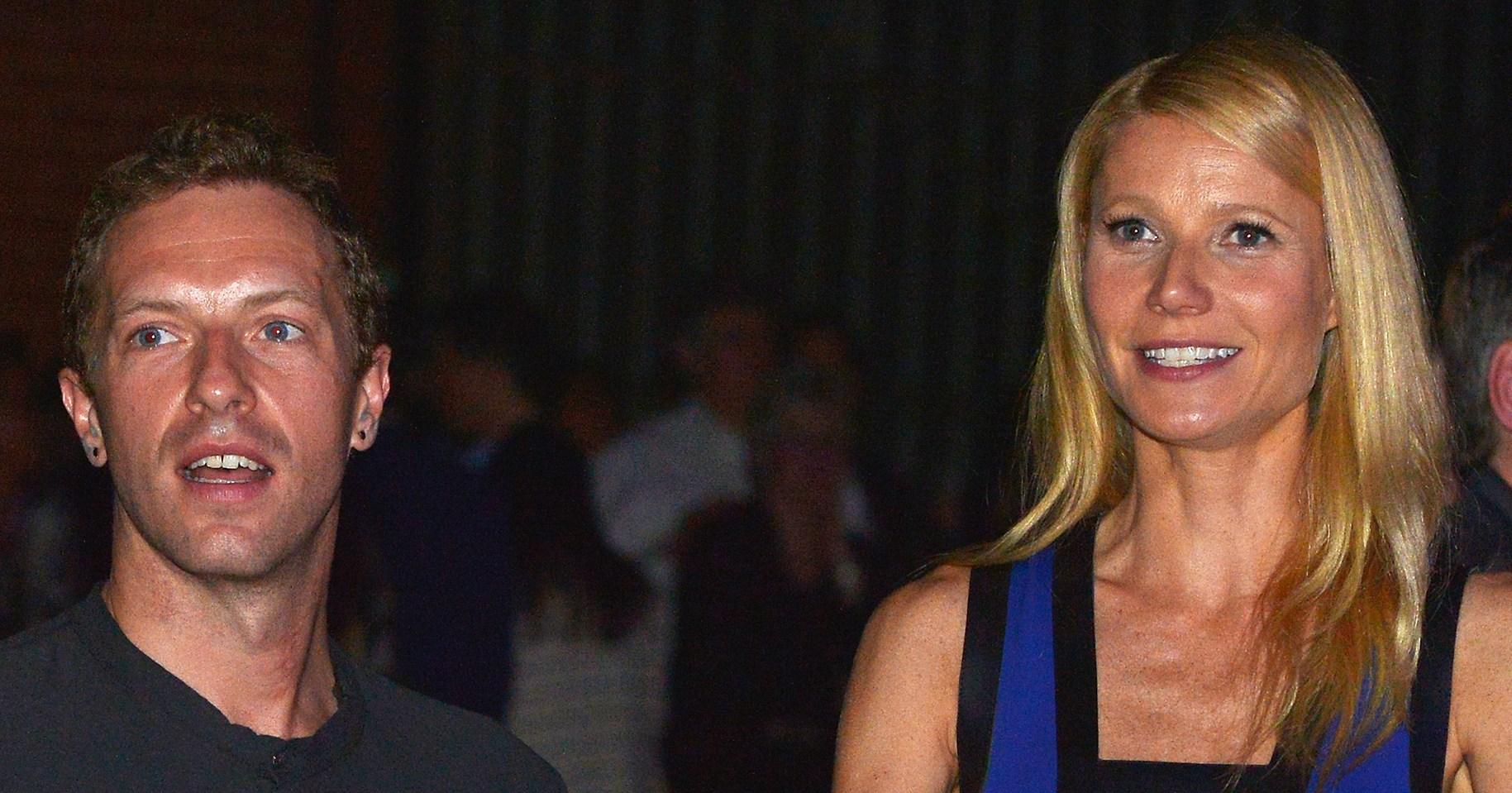 Gwyneth Paltrow Honeymoons With Brad Falchuk, Ex Chris Martin