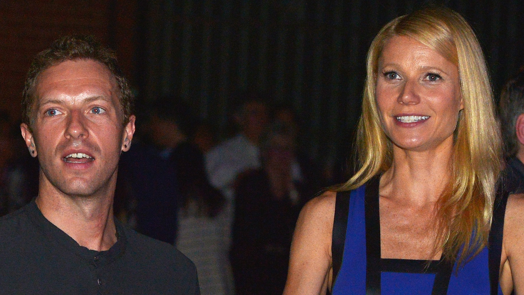 Gwyneth Paltrow and Chris Martin Took Coparenting to the Next Level