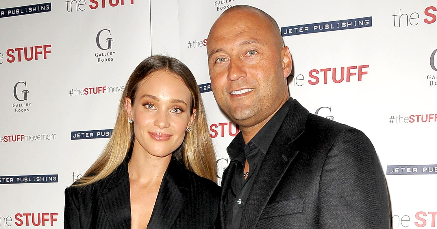Hannah Jeter Gives Birth, Welcomes Baby No. 2 With Derek Jeter