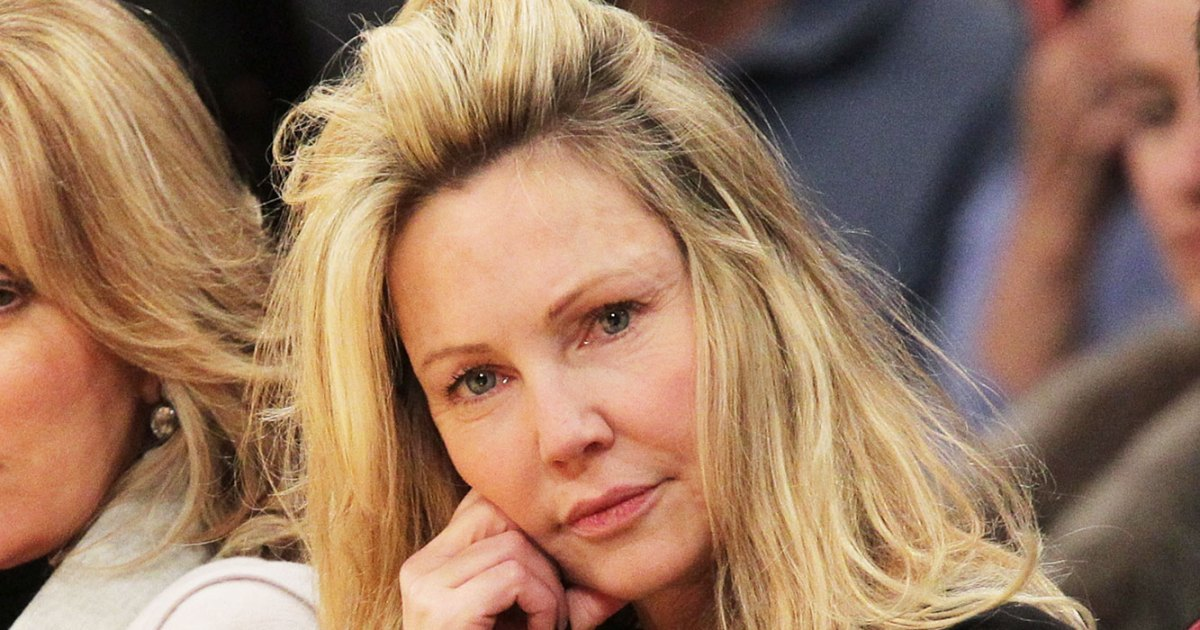 Heather Locklear, On-Off Boyfriend Chris Heisser Split