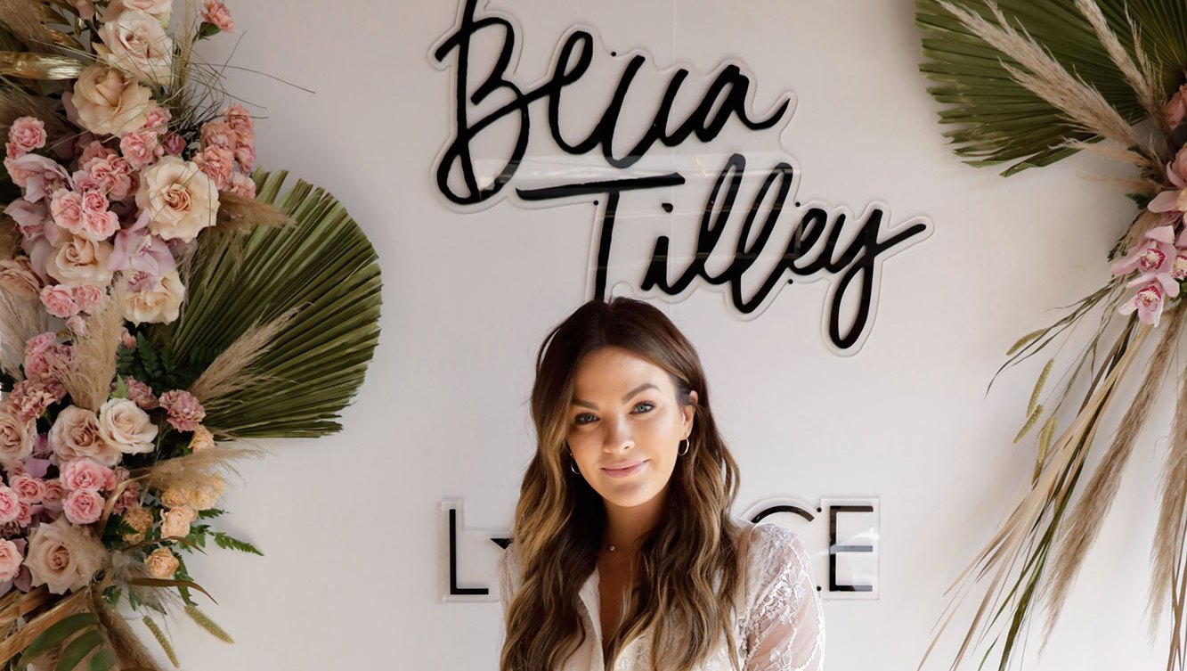 Becca Tilley Reveals Her Top Tips for Getting Bikini-Ready Fast