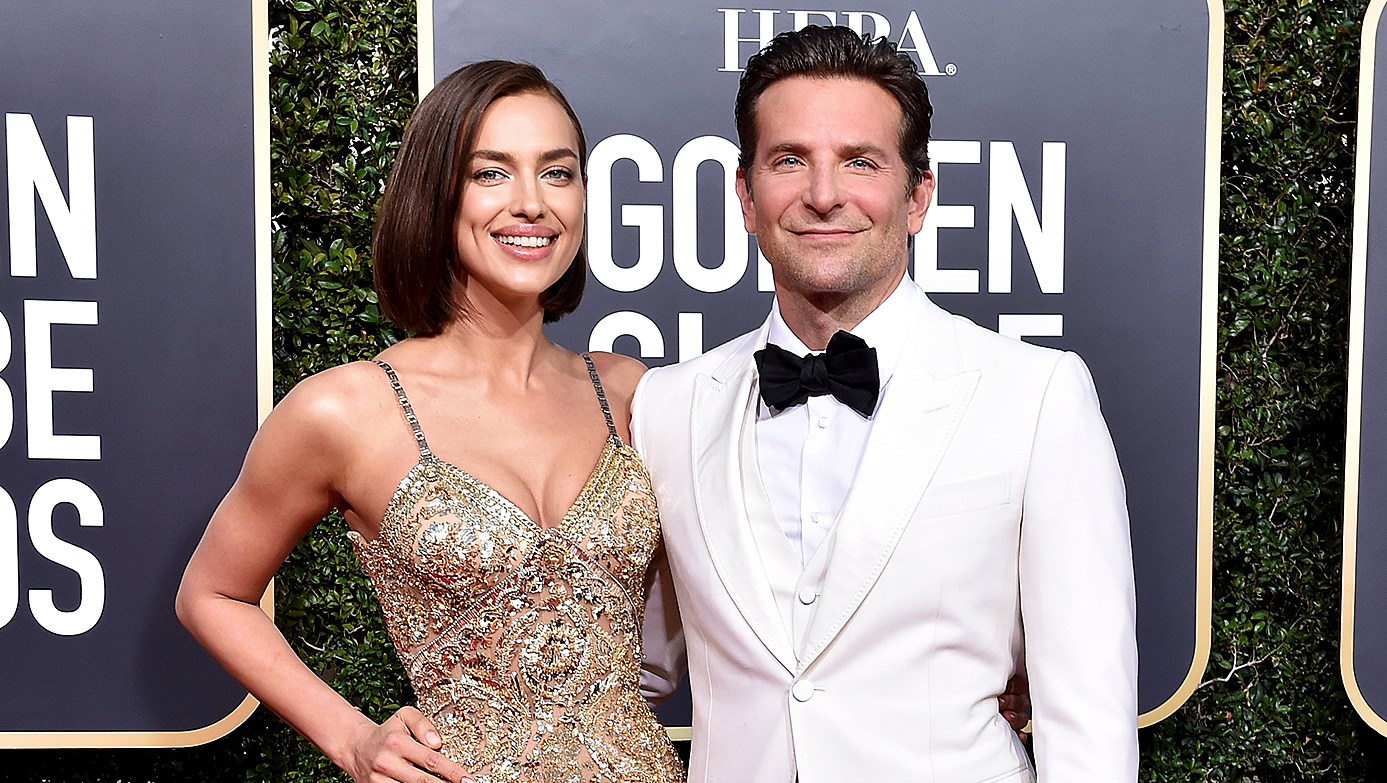 Irina-Shayk-and-Bradley-Cooper-golden-globes-2019
