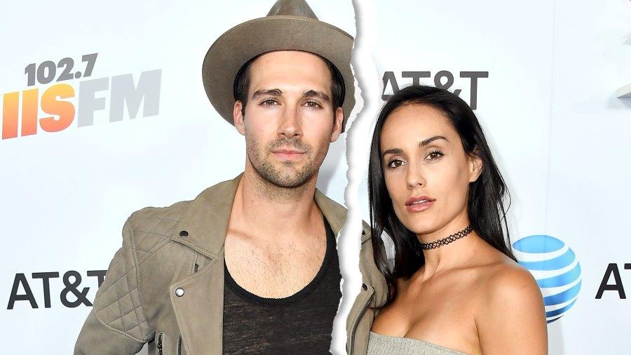 James Maslow Splits From Girlfriend Gabriela Lopez