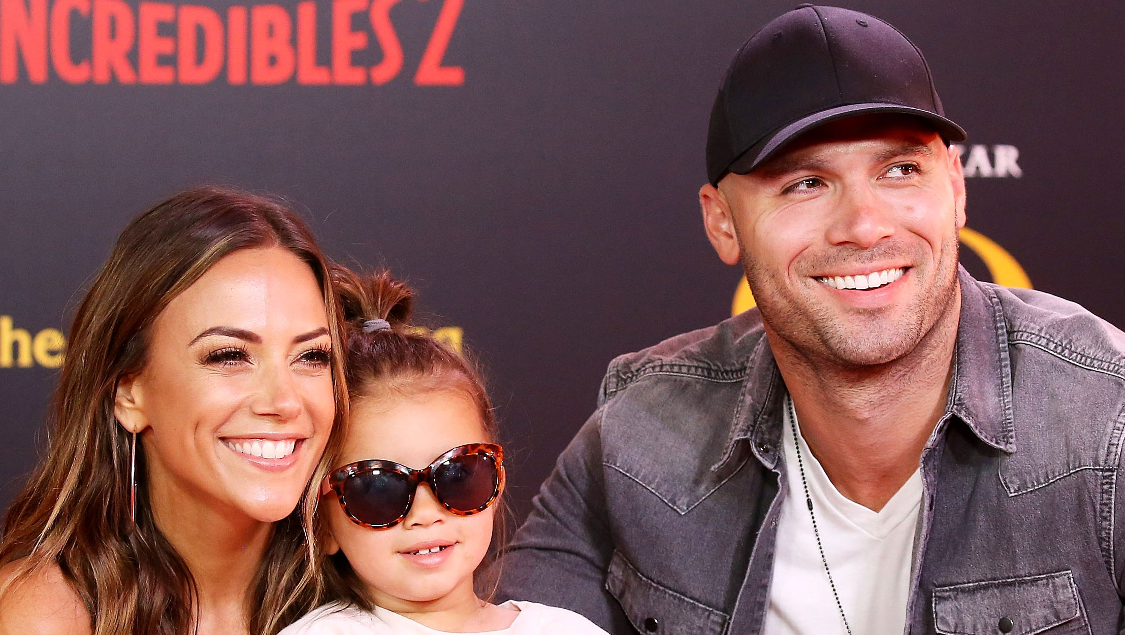 Mike Caussin and Daughter Jam Out to Wife Jana Karmer's Song on Radio