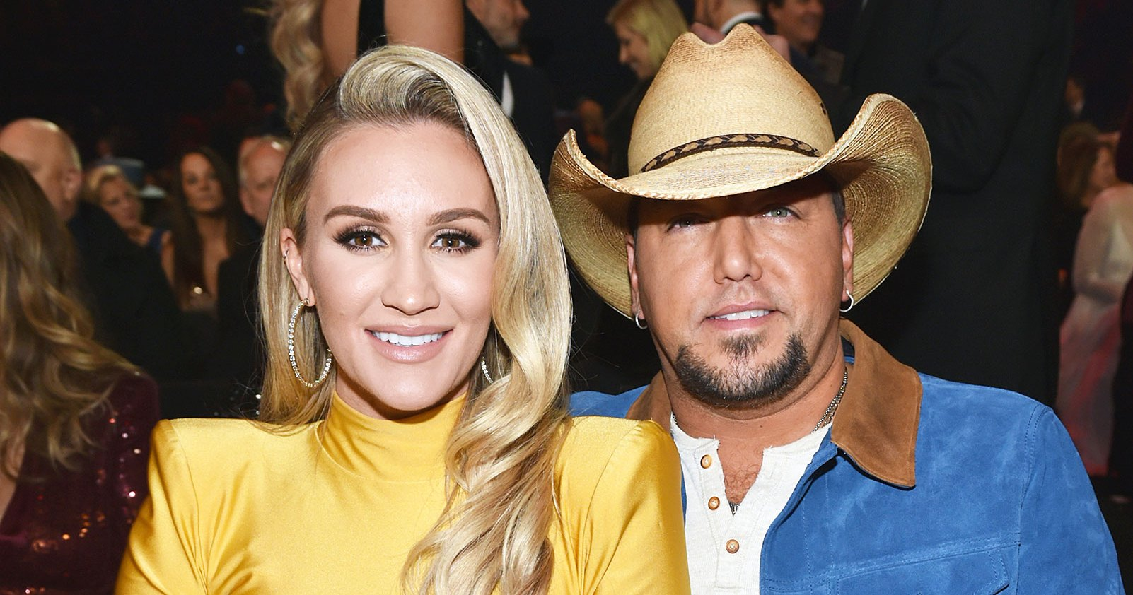 Jason Aldean, Brittany Kerr's Nursery Tour Before Baby's Birth