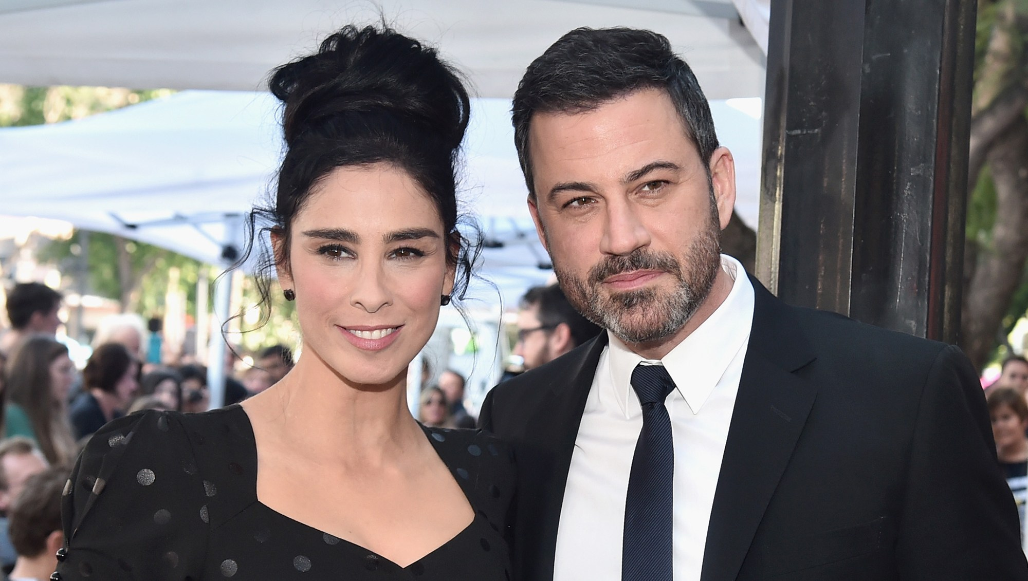 Jimmy Kimmel Says Friendship With Ex Sarah Silverman 'Definitely Took Some Time'