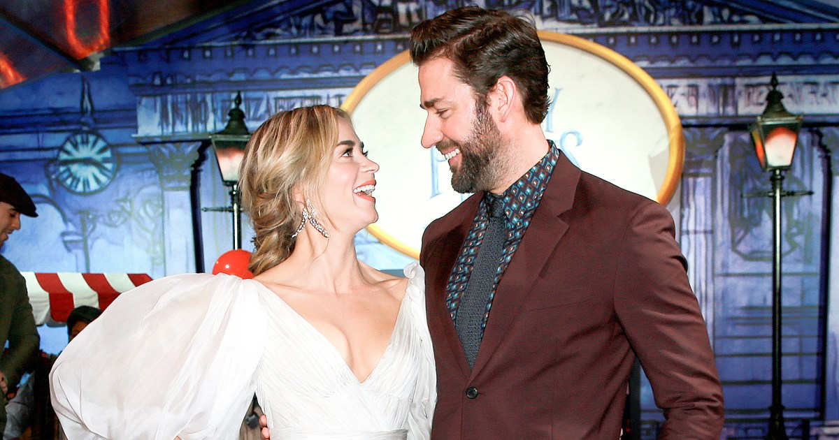 Emily Blunt And John Krasinski's Sweetest Quotes About
