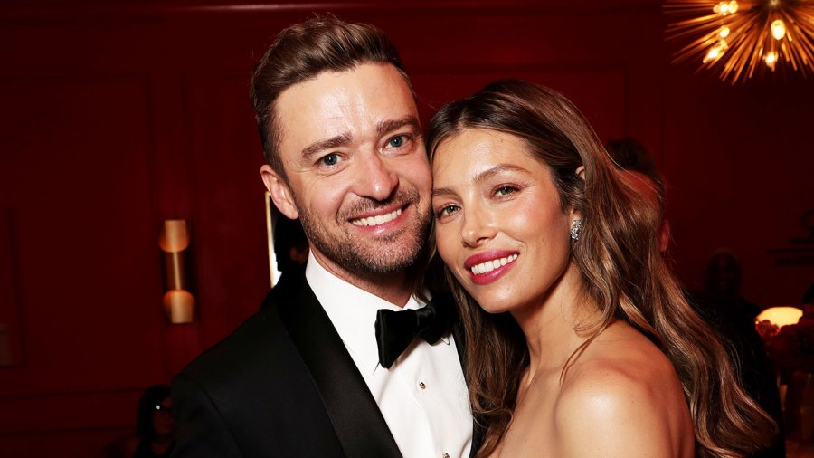 Justin Timberlake Leaves Flirty Comment on Wife Jessica Biel's Instagram